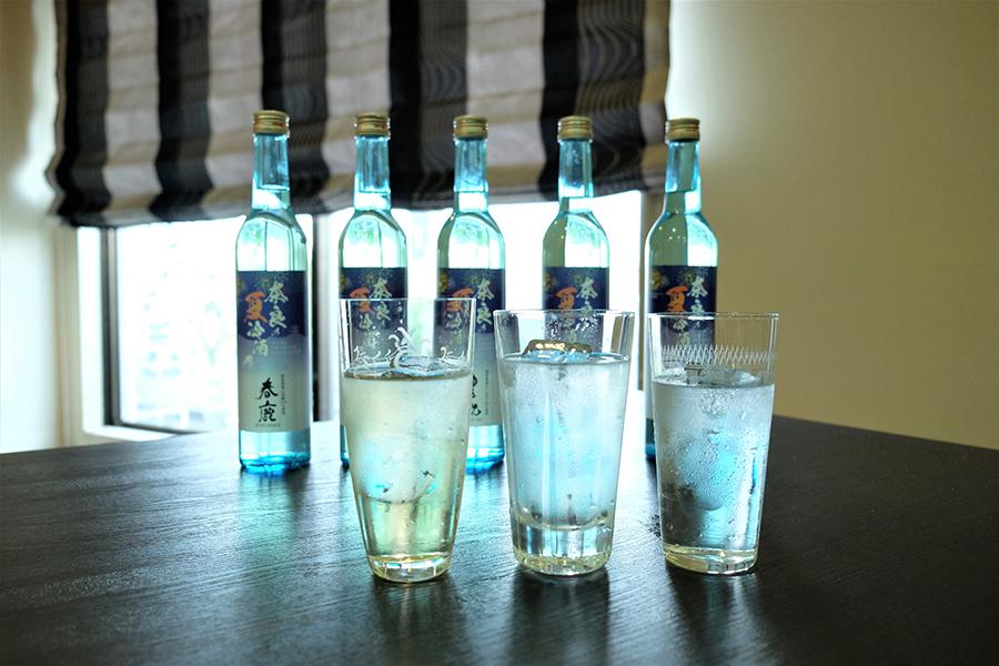 「奈良の夏冷酒」はYahoo!ショッピング、Amazonでも購入可能(1銘柄1本1078円税込)