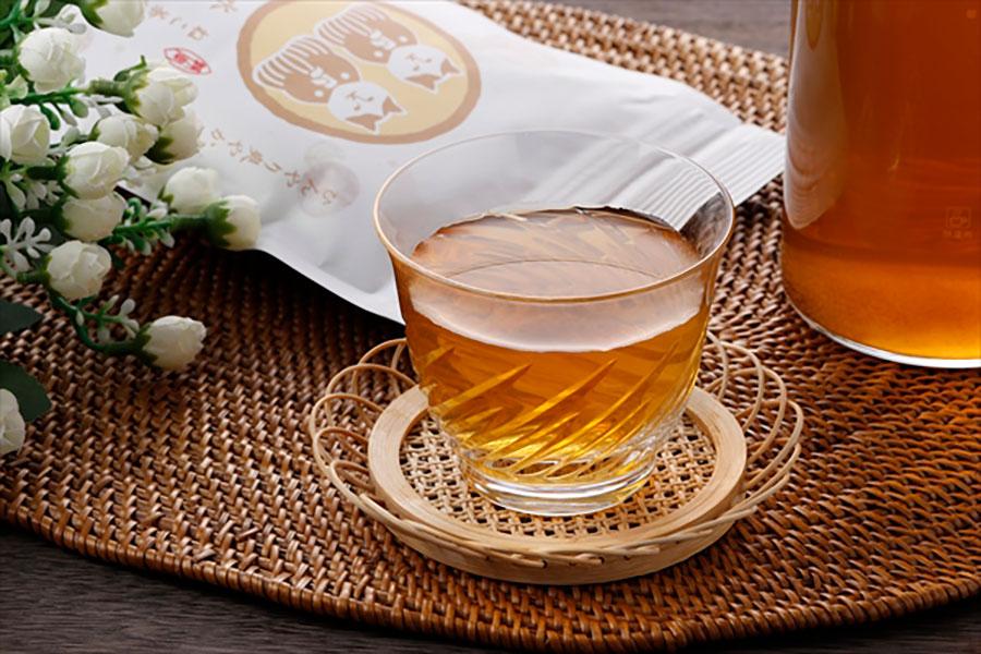 「ねこ茶商印の水出し用ほうじ茶」(1080円)