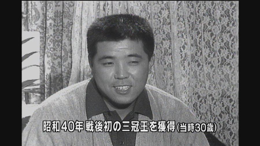 蔵出し映像 ©関西テレビ放送