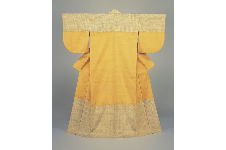 《梔子熨斗目》1970年 滋賀県立近代美術館蔵