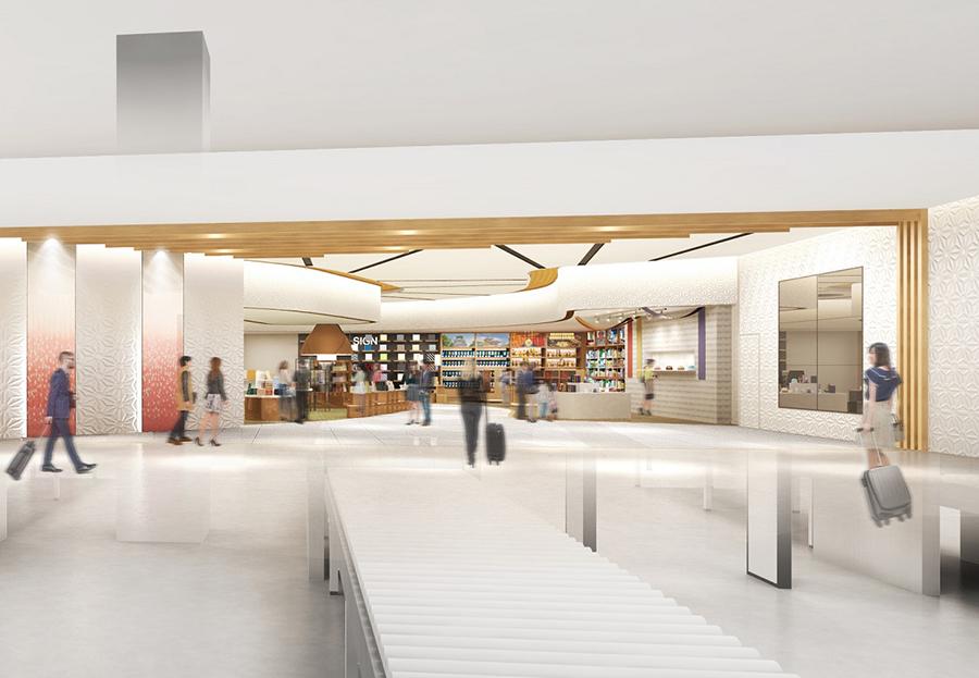 伊丹空港、4年かけたリニューアルが8月に完成