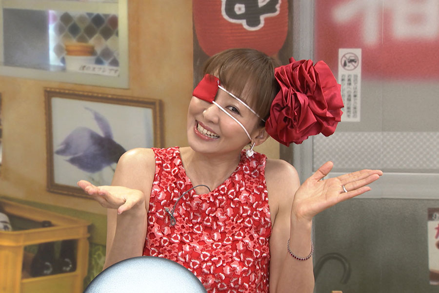 7日放送で登場した神田うのペア (C)ABCテレビ