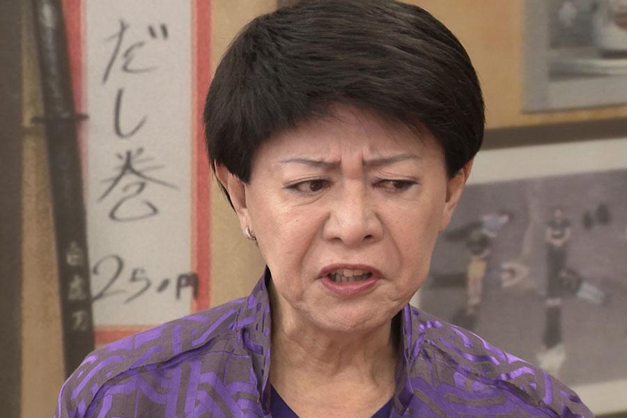 7日放送で登場した美川憲一 (C)ABCテレビ