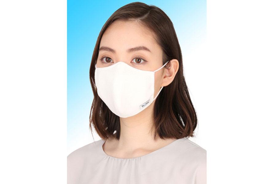 洋服の青山の「保冷剤付き」夏マスク、急遽抽選制に