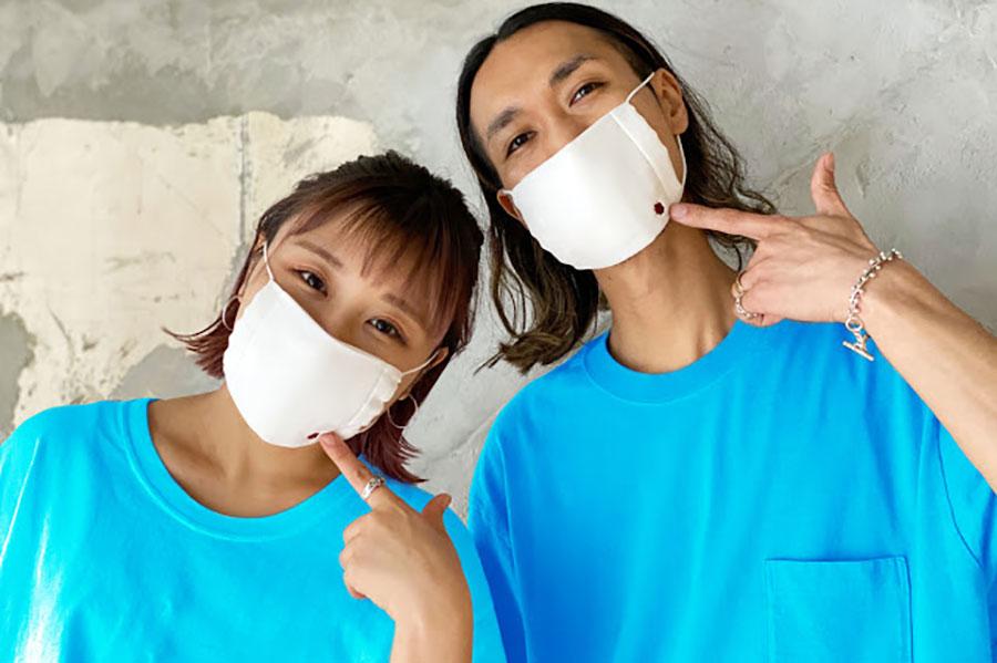未使用「アベノマスク」が変身⋯大阪発ブランドの遊び心とは?