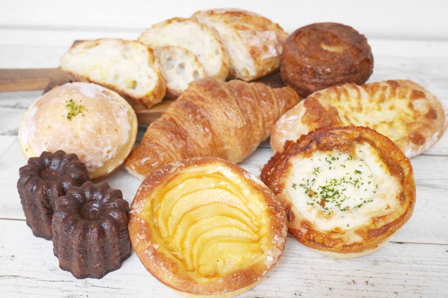 ドンク『フランスフェア~パンで感じるフランス~』の全8品