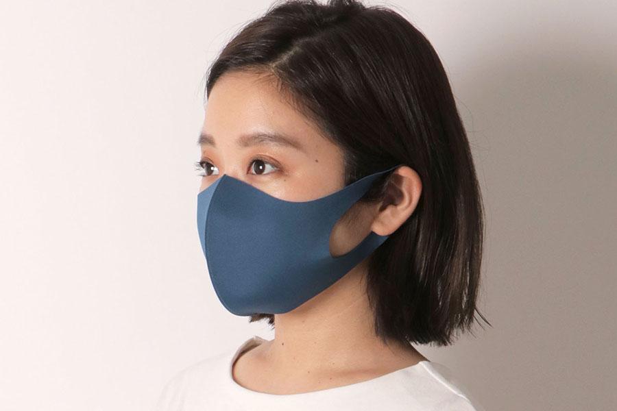 保湿・抗菌防臭を追求した「さらマスク」