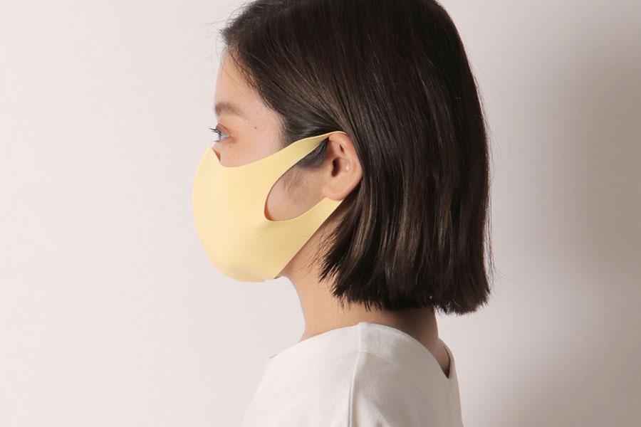 「さらマスク」装着時