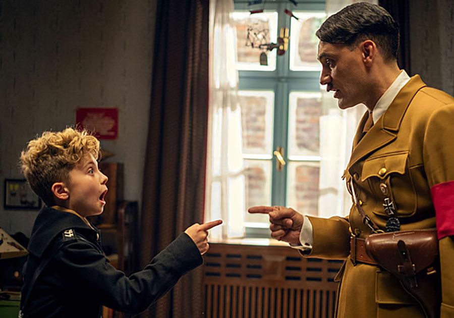 ヒトラーオタクである少年を描く『ジョジョ・ラビット』Ⓒ2019 Twentieth Century Fox