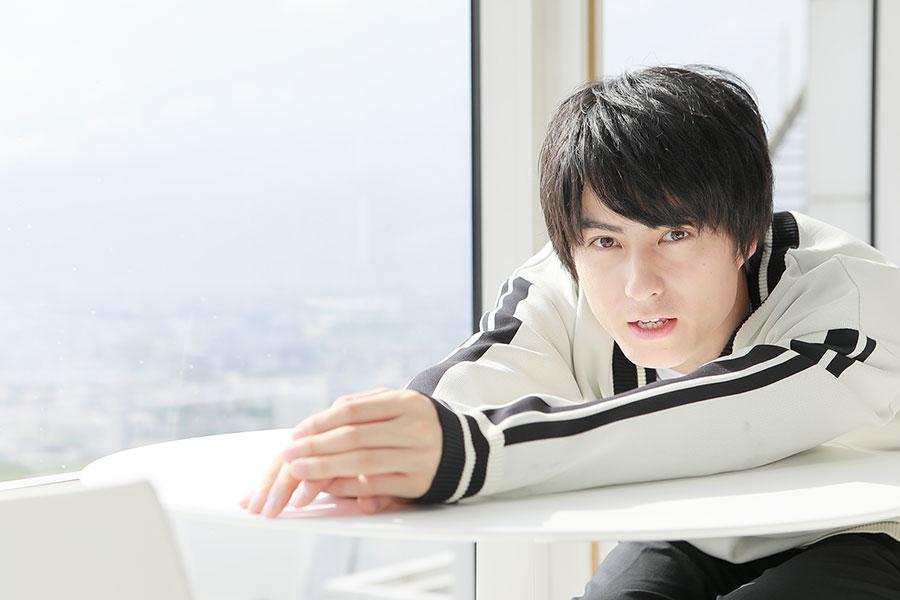 高校までを岩手県で過ごす。「内向的な東北県人に比べて、関西の人は心を開いてくれる感じが好きです」