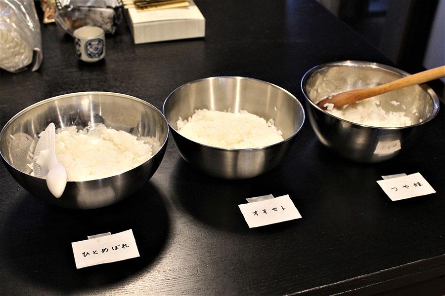 過去に開催されたライスギャルズのイベント「雑炊のための鍋パーティー」