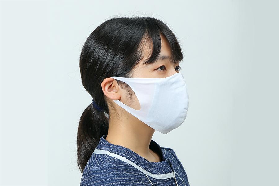 Breathtech  ICE 冷感プリントのハイブリッドタイプマスク