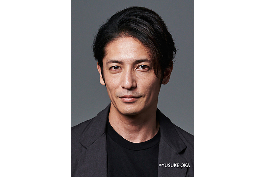 主演をつとめる玉木宏 ©YUSUKE OKA