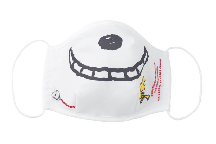 「ユニバーサル・スタジオ・ジャパン」オリジナルマスク © 2020 Peanuts