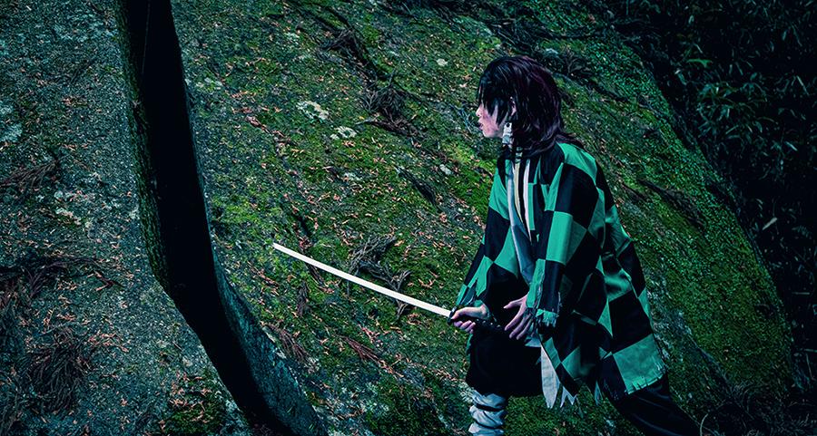 『鬼滅の刃』撮影スポット多数の奈良、盛り上がるコスプレ
