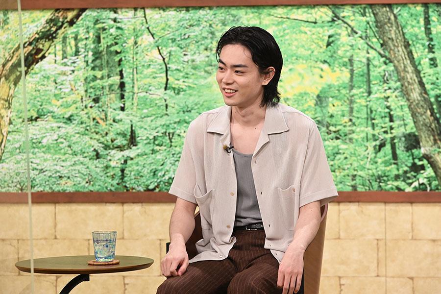 ゲストとして登場した菅田将暉(写真提供:MBS)