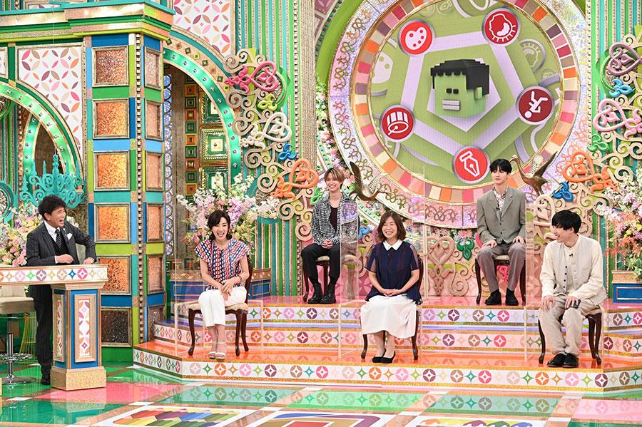 8月27日放送の『プレバト!!』(写真提供:MBS)
