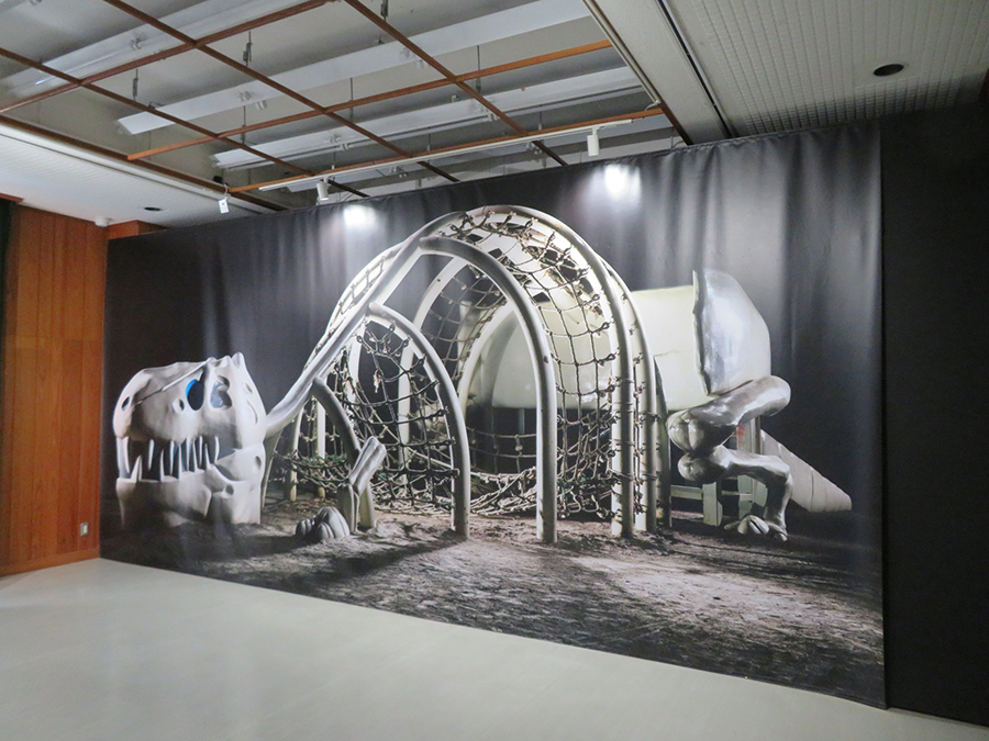木藤富士夫《埼玉県さいたま市南区根岸東公園(恐竜公園)》2013~2019年