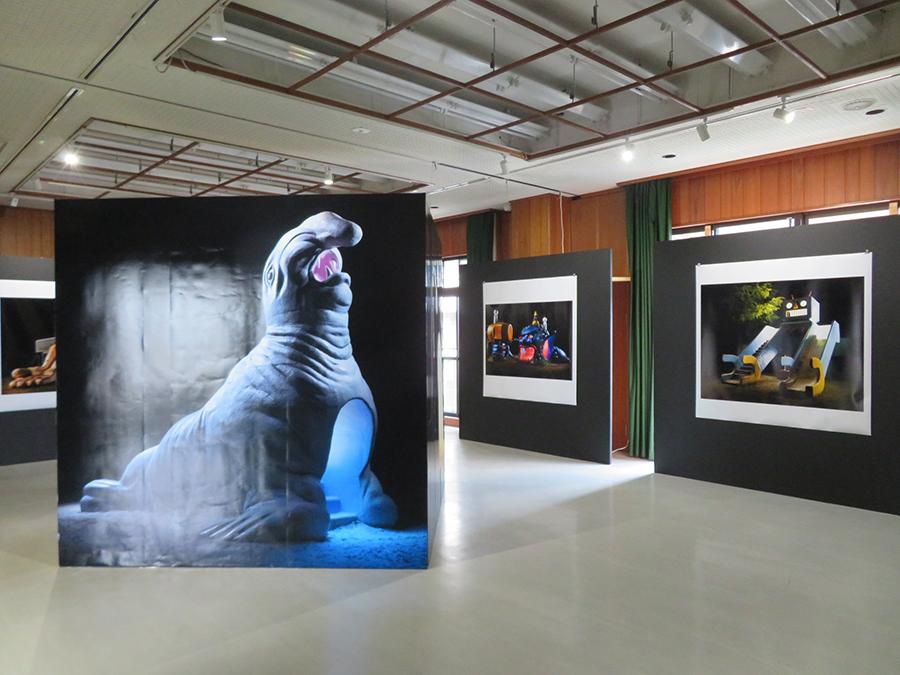 木藤富士夫《北海道紋別市ホワイトビーチ》、《東京都北区王子六丁目児童公園》、《和歌山県和歌山市進南公園》、他 2013~2019年