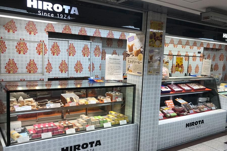 31日に閉店する「大阪駅東口店」営業は57年間