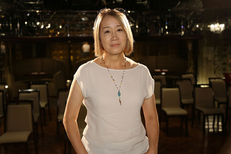 『情熱大陸』第1118回 演出家/金谷かほり(写真提供:MBS)