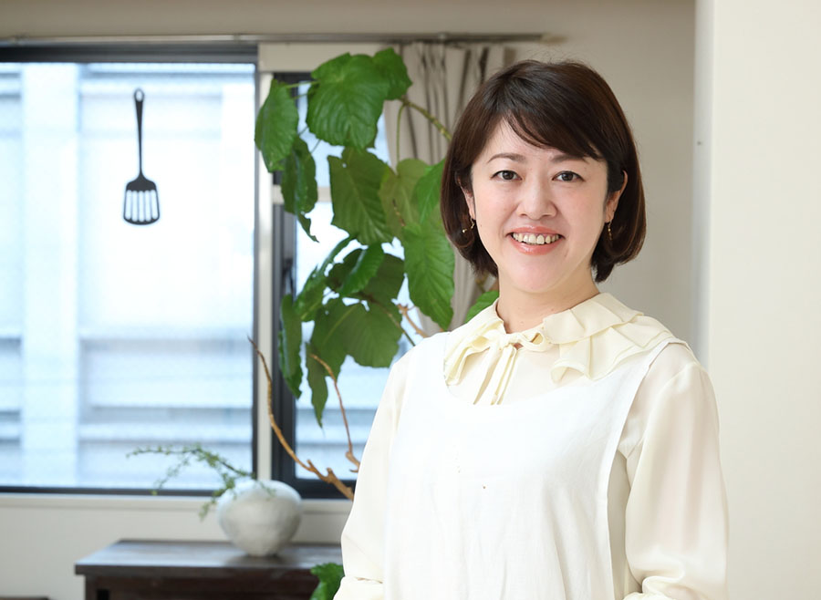京都と東京の教室で家庭料理を教えてきた小平泰子さん。数年前から京都・二条で惣菜と仕出しのお店「こちかや」も運営