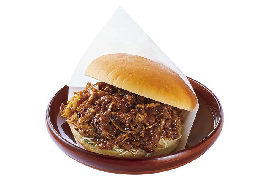 「コメ牛」・「肉だく」(980円)
