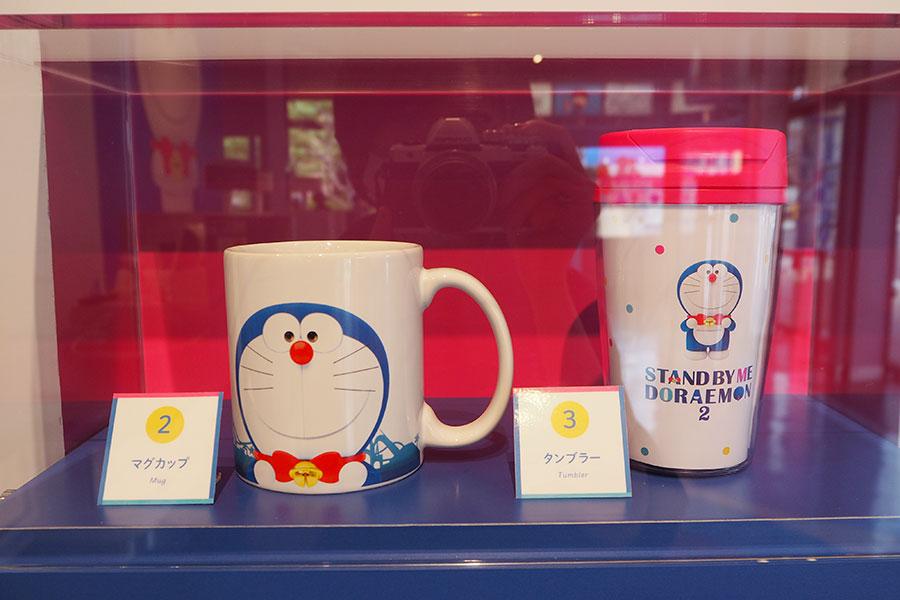 マグカップ(1500円)ほか