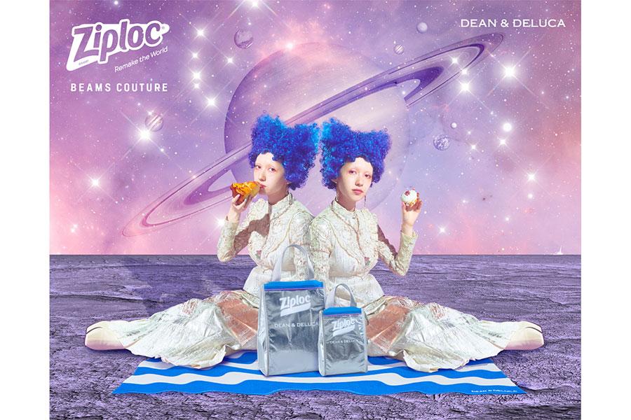 CDジャケットなど手掛けるアートディレクター・丸井元子による、宇宙空間を彷彿させるメタリックなデザインに