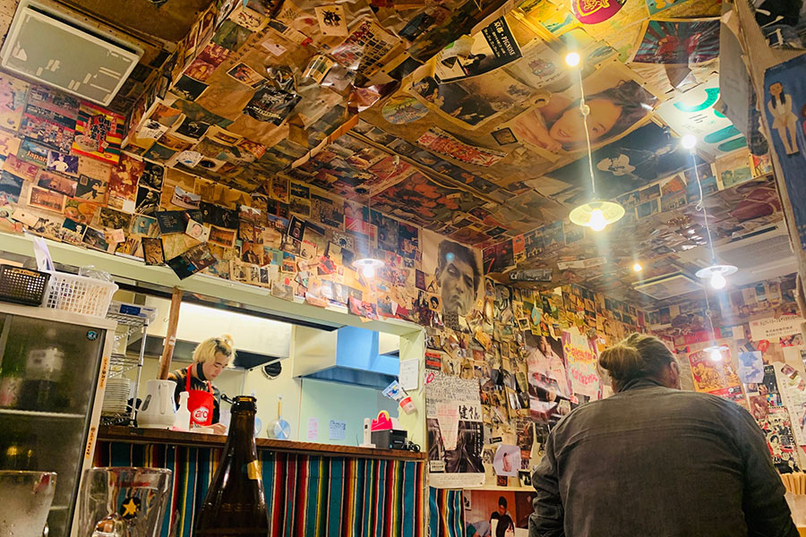 京都の名物居酒屋が復活…雰囲気そのまま「ポンッ」の音響く