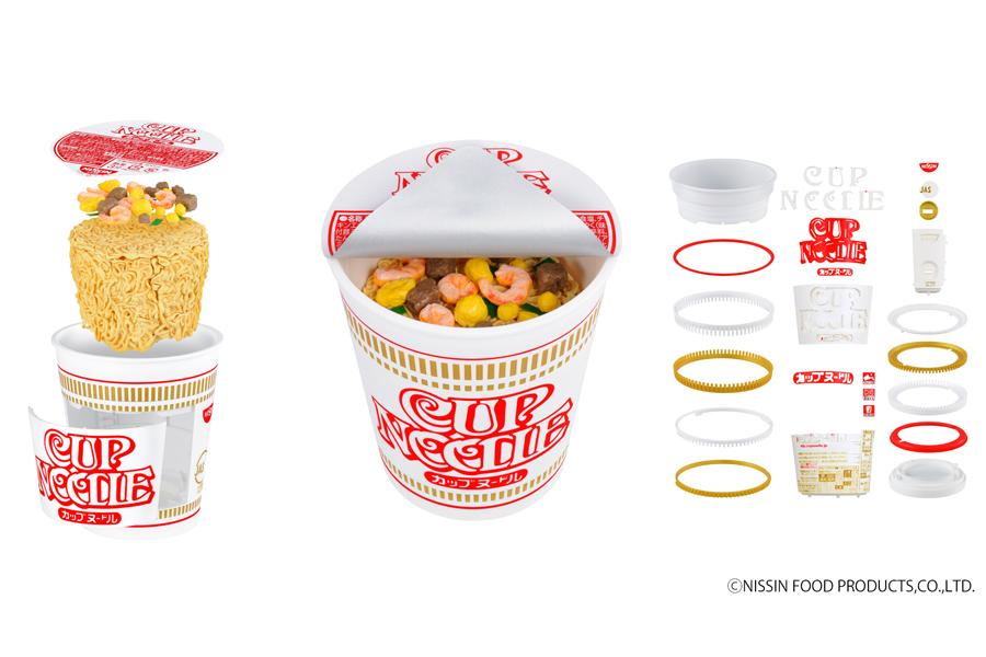 「BEST HIT CHORONICLE 1/1 カップヌードル」(2420円)(C)NISSIN FOOD PRODUCTS,CO.,LTD.