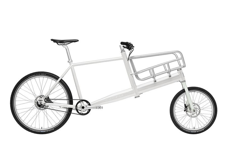 キビースィ 自転車〈PEK〉 2015年 ビオミーガ デンマーク・デザイン博物館 photo: Biomega