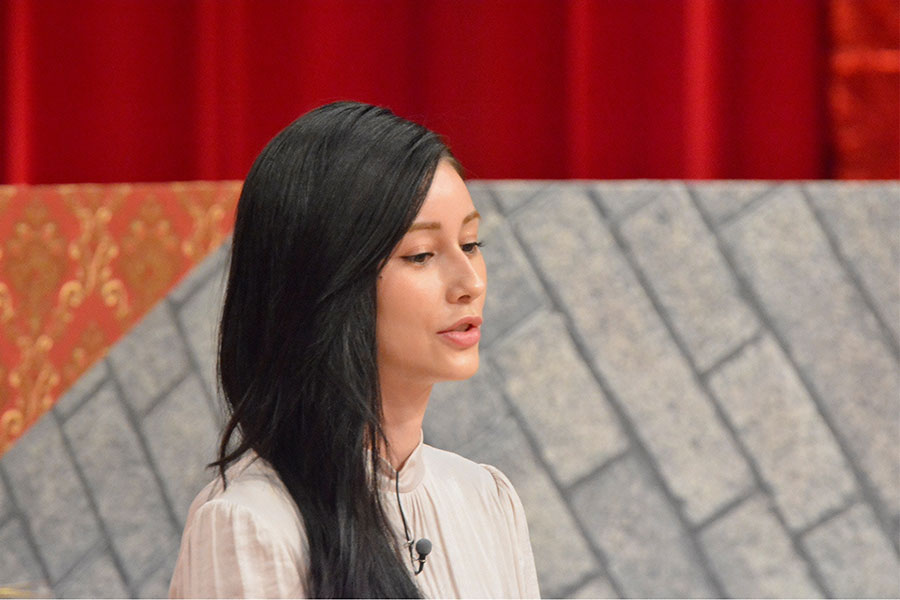 ダレノガレ明美が運気UPの自宅初公開、浜田「どエロやん!」