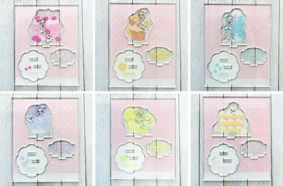 「アクリルスタンド」(全6種)(各1200円)