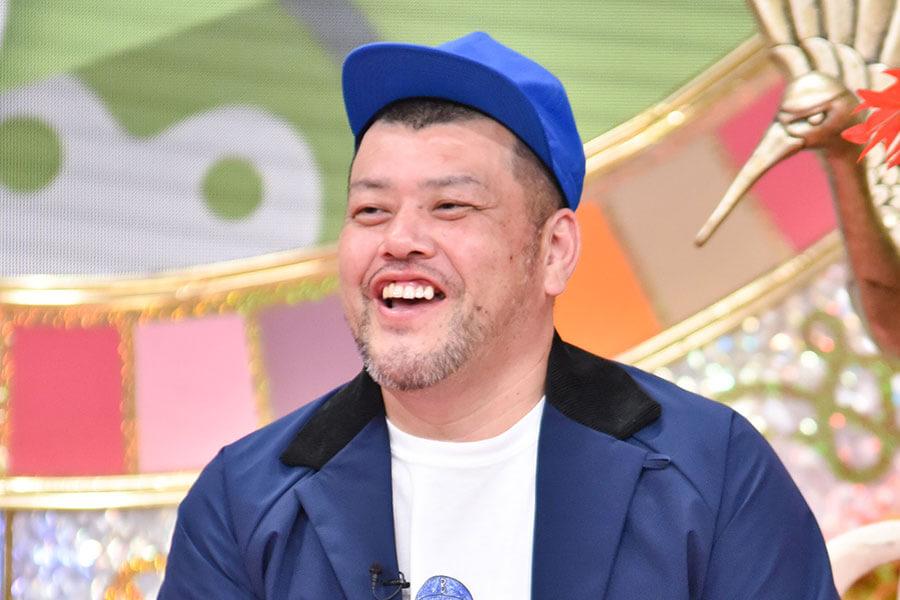 9月24日放送の『プレバト!!』に登場した野性爆弾・くっきー!(写真提供:MBS)