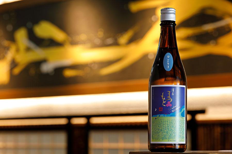 橘ケンチ×松本酒造コラボ日本酒〈守破離橘2019−2020〉(3000円・税別)