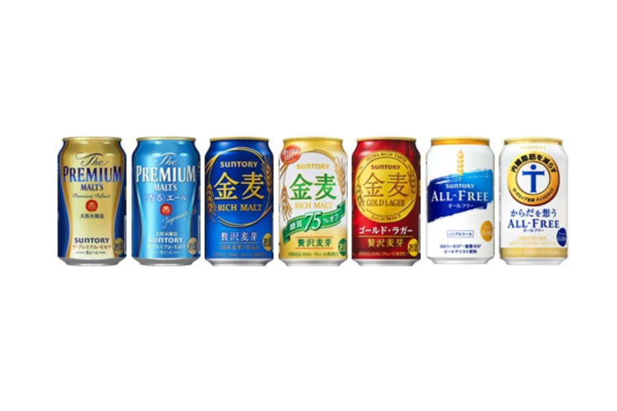 suntory products photo