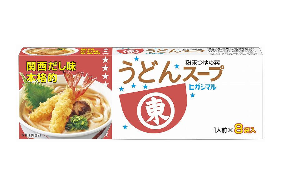 ヒガシマル醤油の「うどんスープ」