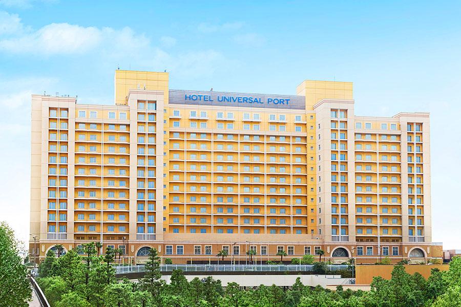 ユニバーサル・スタジオ・ジャパンのオフィシャルホテル「ホテル ユニバーサル ポート」