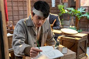 エール第73回・書き直しに苦労する鉄男