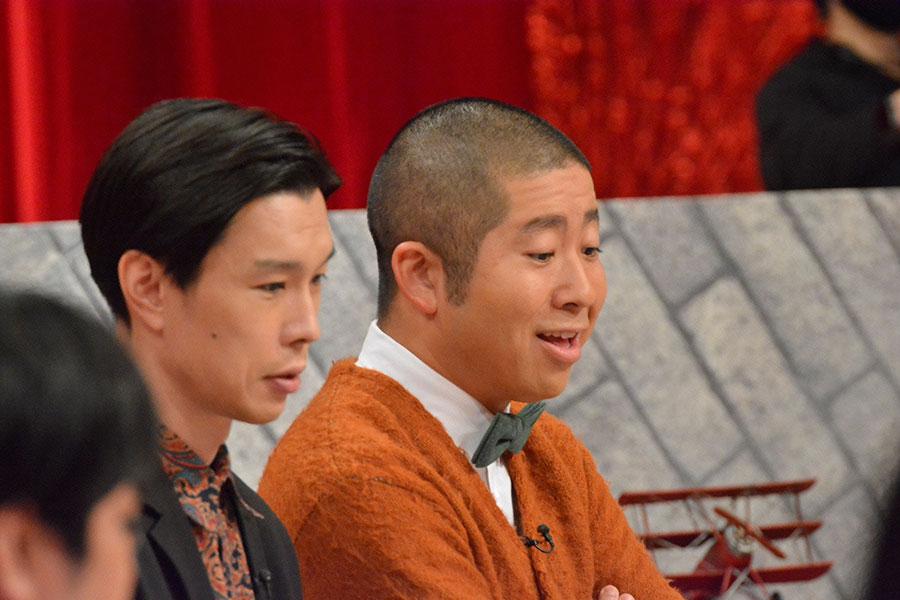 ハライチの澤部佑(右)、岩井勇気 (C)ytv