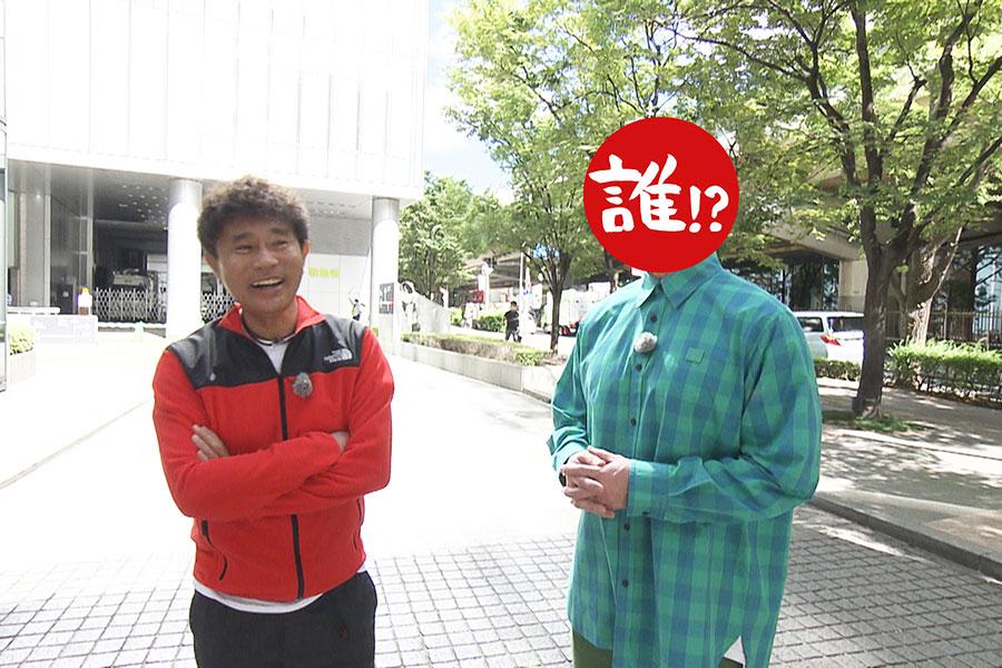 相方は浜田もよく知る大阪出身のミュージシャン(写真左から浜田雅功、相方)写真提供:MBS