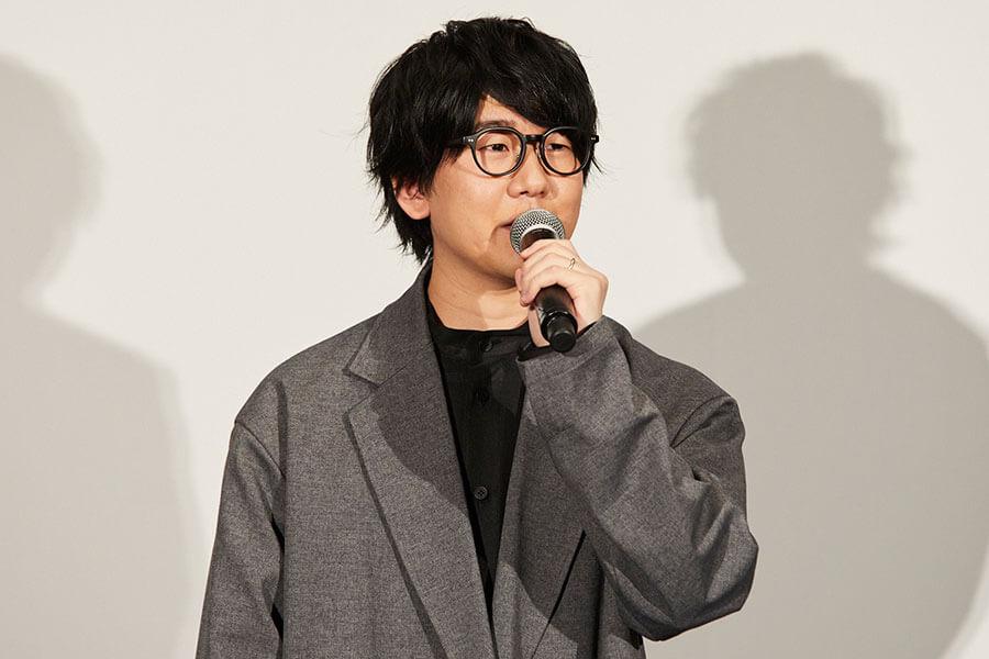 主人公・竈門炭治郎を演じる花江夏樹は、「みんなの力が合わさってできた映画だと思っておりますので、これからも応援の方引き続きよろしくお願いします」とコメントした