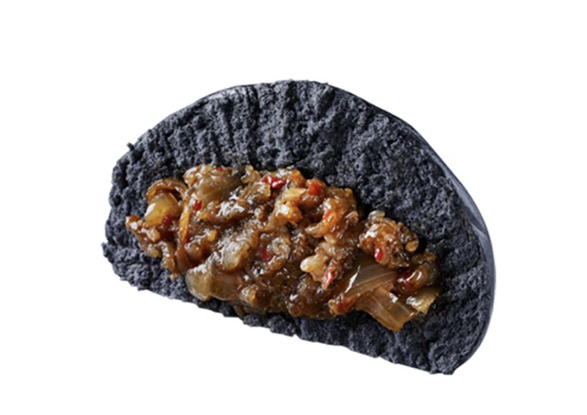 ローソン「炭火焼き牛カルビまん」150円