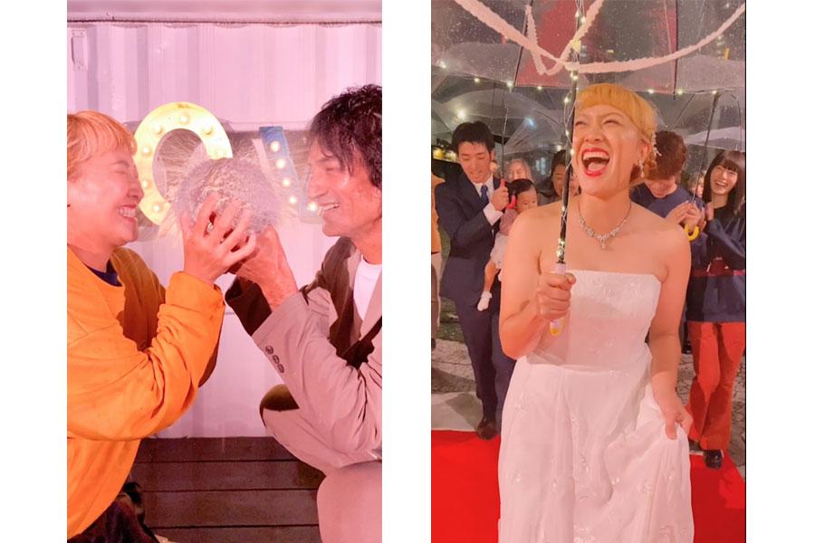 2人はTikTok風の縦動画にもチャレンジしており、その撮影はTikTokで約80万人のフォロワーを持つショウマ氏が担当