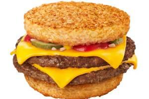 マクドナルドにご飯で挟むダブルチーズ「味を想像しにくい」