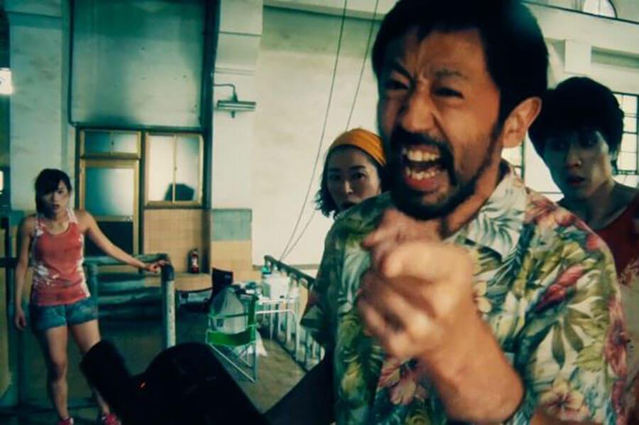 11月1日に上映される『カメラを止めるな!』。(C)ENBUゼミナール