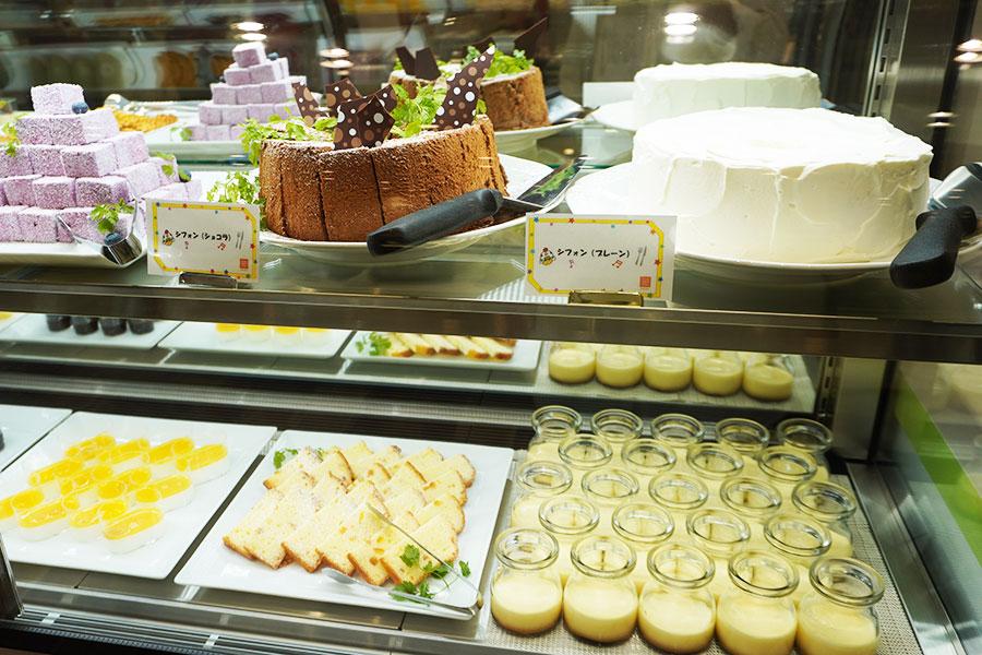 「スイーツパーク」で提供される料理は約25種類。平日は70分制で、大人1480円・子ども880円、休日は80分制で、大人1800円・子ども1200円(以上税別)