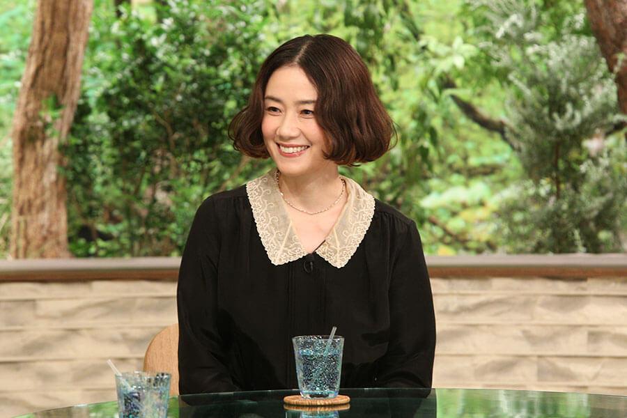 ゲストとして登場した原田知世(写真提供:MBS)