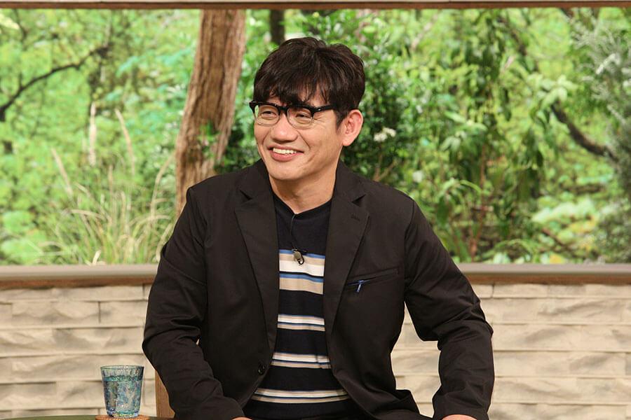 ゲストとして出演する、ずん・飯尾和樹(写真提供:MBS)